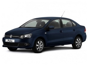 Volkswagen Polo sedan AT