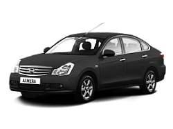 Nissan Almera AT NEW